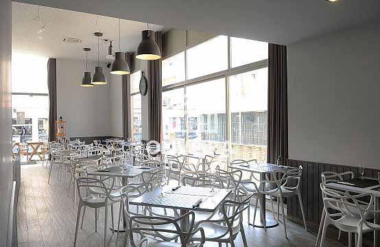 Café Snack-Bar para Trepasse