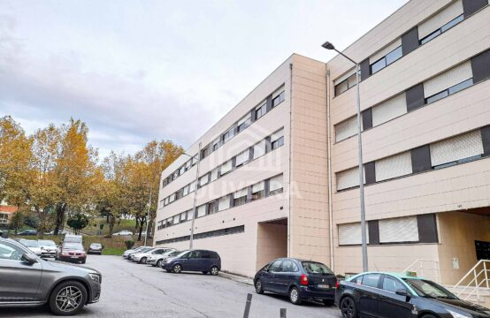 Apartamento T3 no centro da cidade
